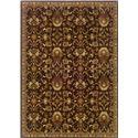 Oriental Weavers Amy 8.2 X 10 Area Rug : Brown - Item Number: 969498243