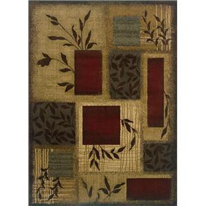 Oriental Weavers Amy 8.2 X 10 Area Rug : Multi