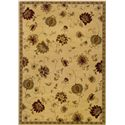 Oriental Weavers Amy Floral 8.2 X 10 Area Rug : Beige - Item Number: 969498647