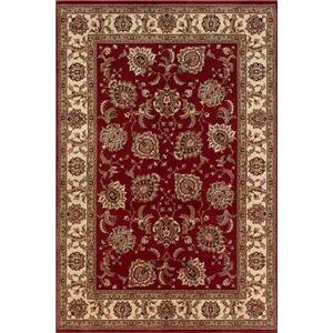 Oriental Weavers Aspire 10 x 12.7 Area Rug : Red