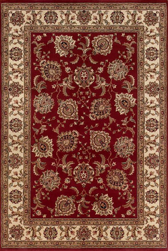 Oriental Weavers Aspire 6.7 x 9.6 Area Rug : Red - Item Number: 969005149