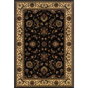 Oriental Weavers Aspire 6.7 x 9.6 Area Rug : Black