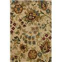 Oriental Weavers Inkus  5.3 x 7.6 Area Rug : Beige - Item Number: 969508234