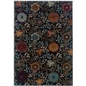 "Oriental Weavers Adrienne 3'10"" X  5' 5"" Rug - Item Number: A3762D117165ST"