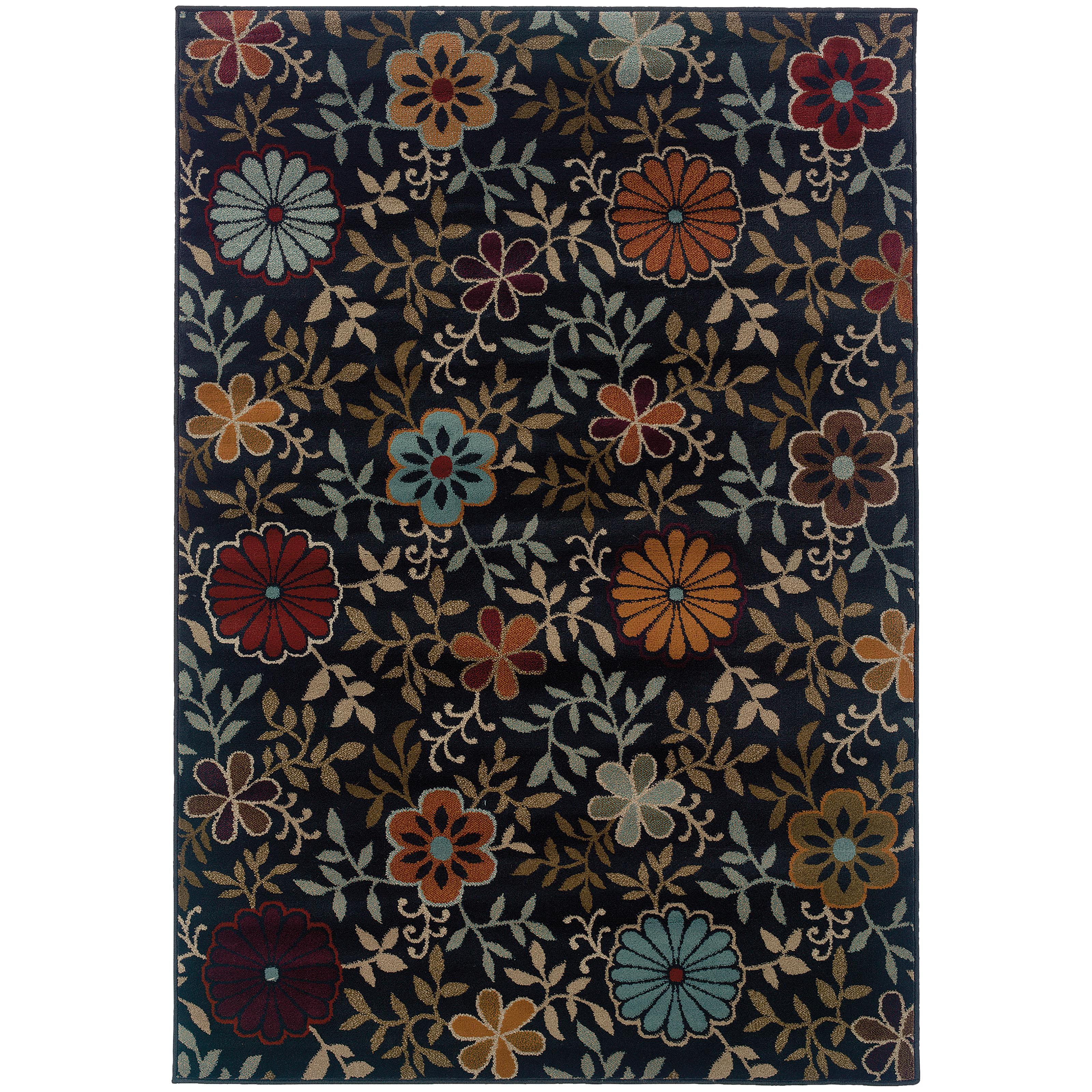 "Oriental Weavers Adrienne 5' 3"" X  7' 6"" Rug - Item Number: A3762D160229ST"