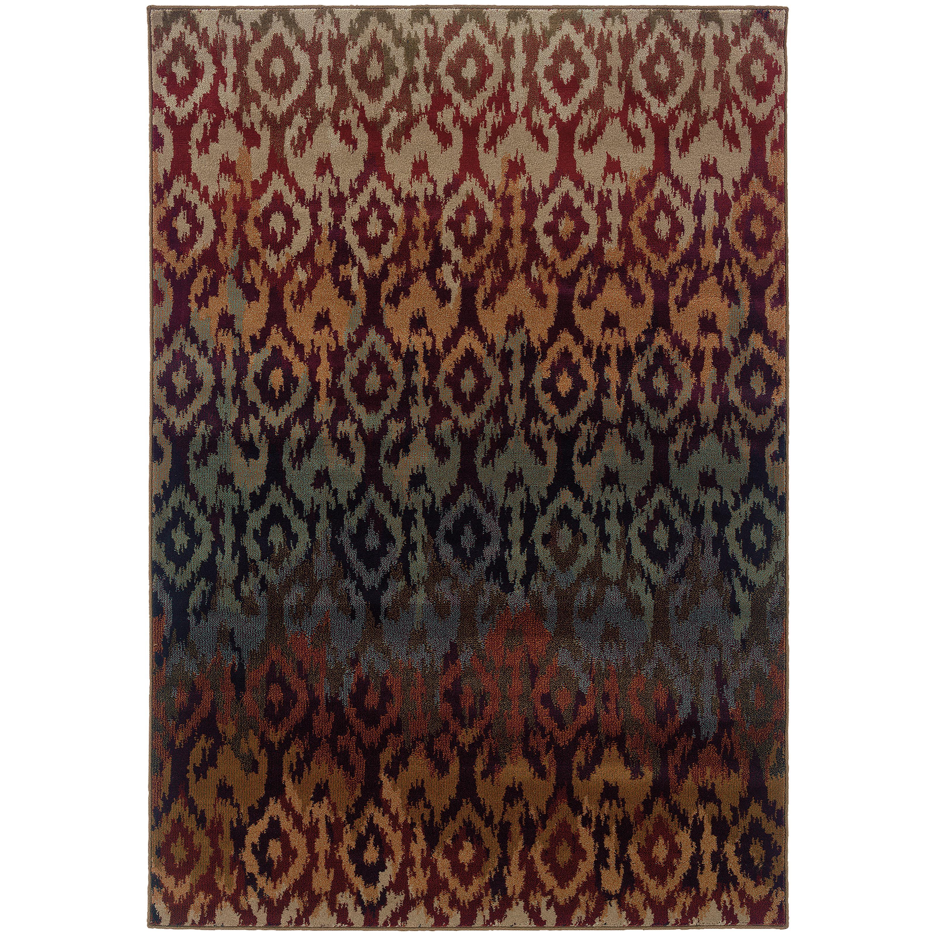 "Oriental Weavers Adrienne 1'10"" X  3' 3"" Rug - Item Number: A3809G058099ST"