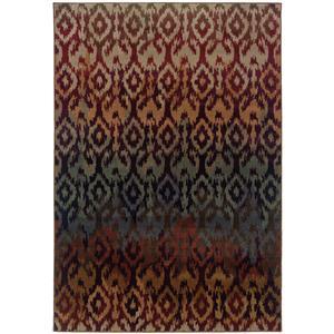"Oriental Weavers Adrienne 3'10"" X  5' 5"" Rug"