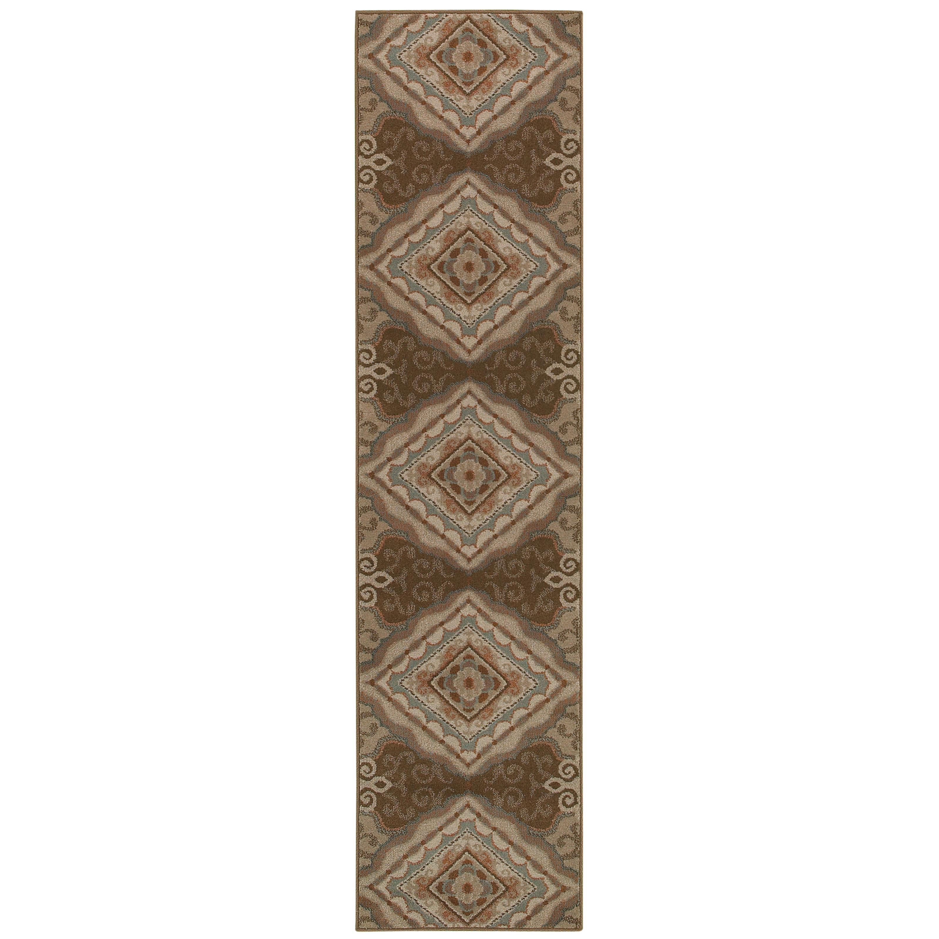 "Oriental Weavers Adrienne 1'10"" X  7' 6"" Rug - Item Number: A3840E058229ST"
