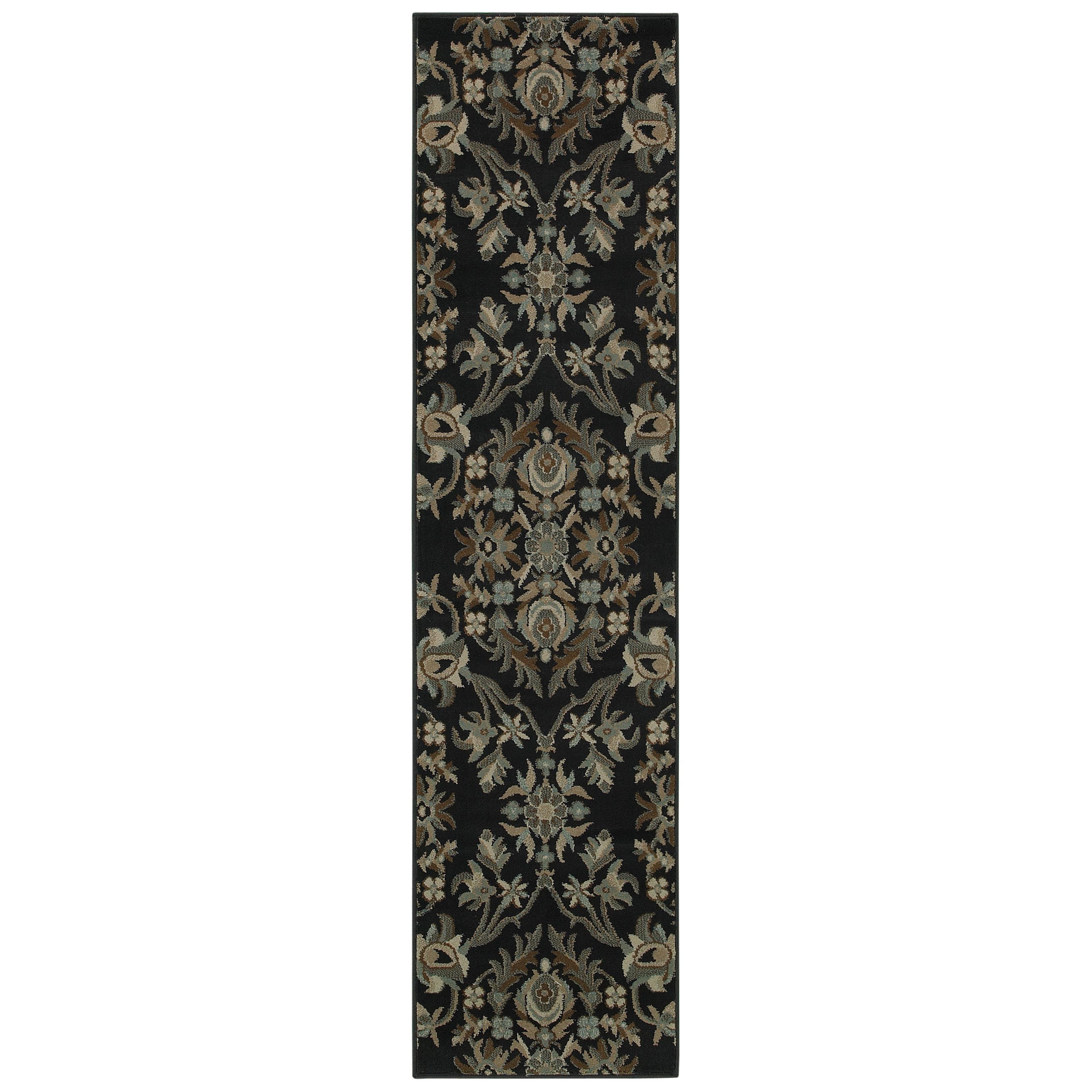 "Oriental Weavers Adrienne 1'10"" X  7' 6"" Rug - Item Number: A3960G058229ST"