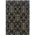 "Oriental Weavers Adrienne 3'10"" X  5' 5"" Rug - Item Number: A3960G117165ST"