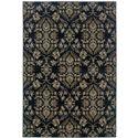 "Oriental Weavers Adrienne 6' 7"" X  9' 6"" Rug - Item Number: A3960G200290ST"