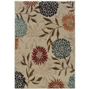 "Oriental Weavers Adrienne 1'10"" X  3' 3"" Rug - Item Number: A4142A058099ST"