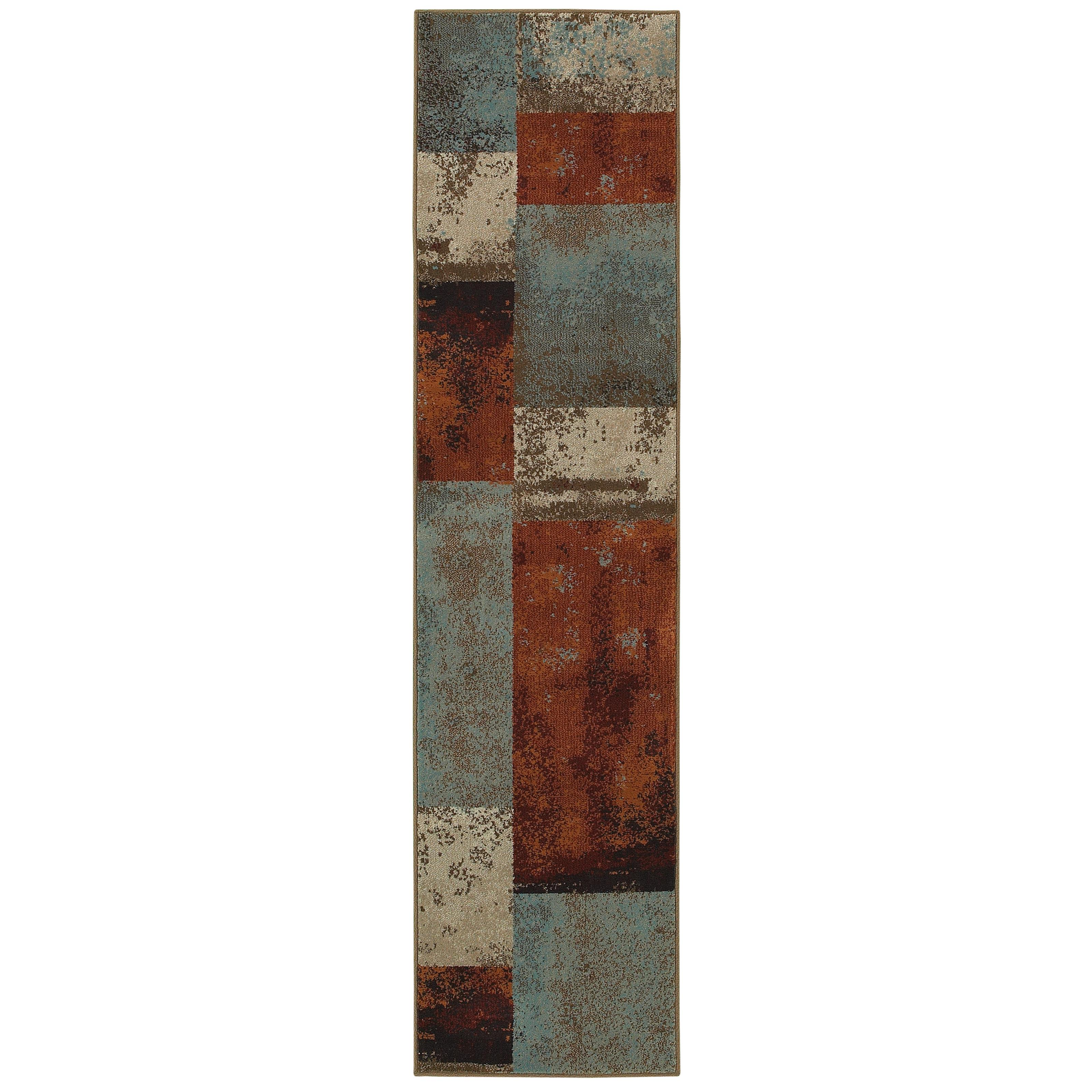 "Oriental Weavers Adrienne 1'10"" X  7' 6"" Rug - Item Number: A4147A058229ST"