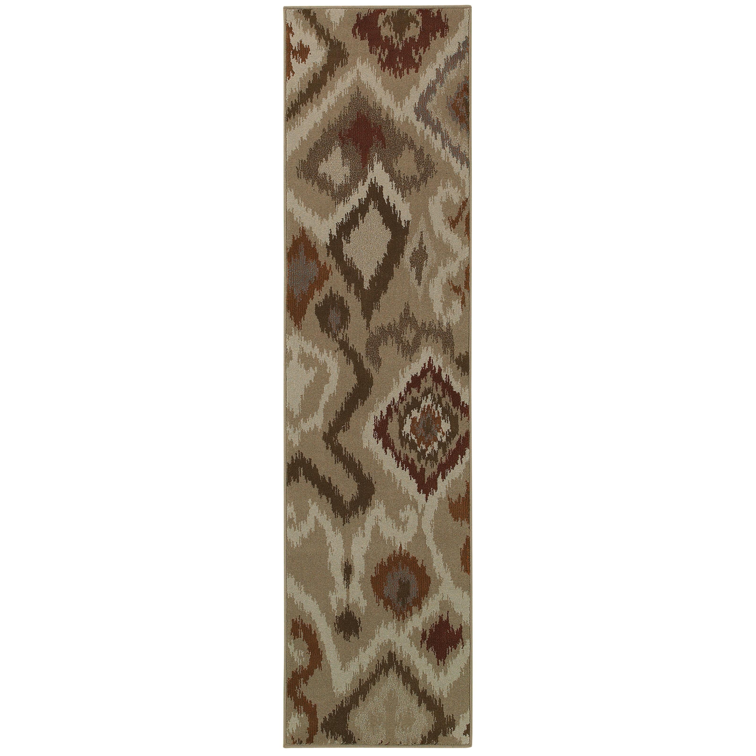 "Oriental Weavers Adrienne 1'10"" X  7' 6"" Rug - Item Number: A4173B058229ST"