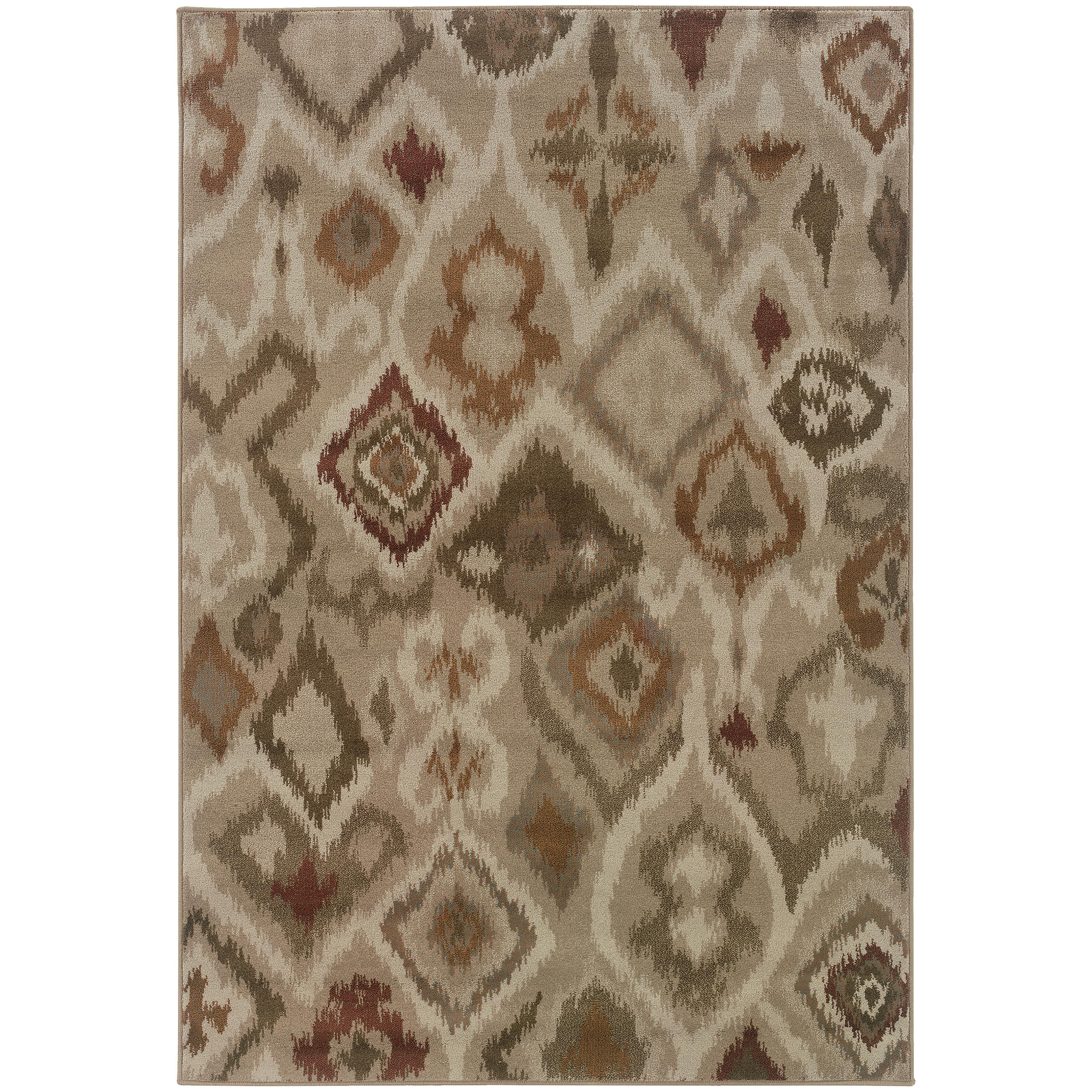 "Oriental Weavers Adrienne 3'10"" X  5' 5"" Rug - Item Number: A4173B117165ST"