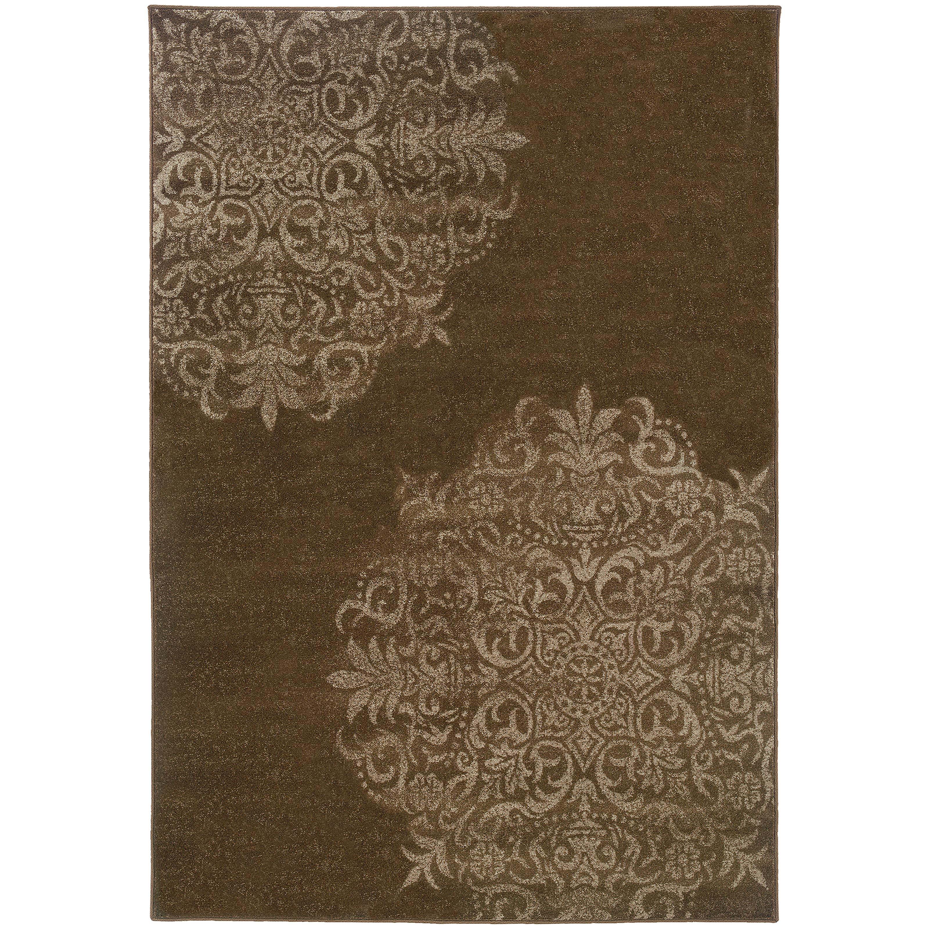 "Oriental Weavers Adrienne 9'10"" X 12' 9"" Rug - Item Number: A4174D300390ST"