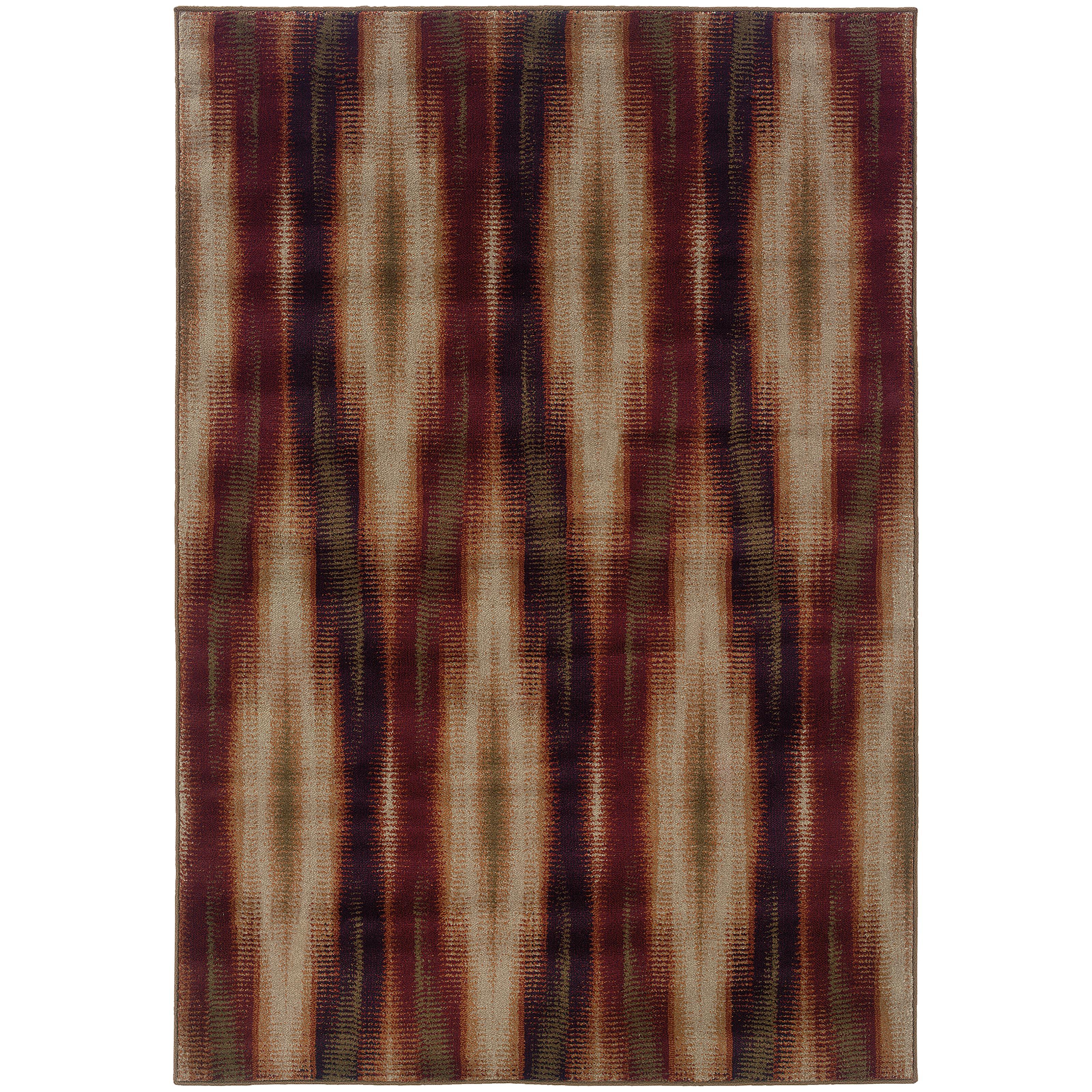 "Oriental Weavers Adrienne 3'10"" X  5' 5"" Rug - Item Number: A4193B117165ST"