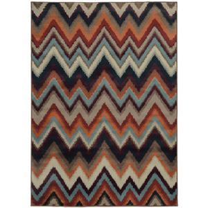 "Oriental Weavers Adrienne 9'10"" X 12' 9"" Rug"