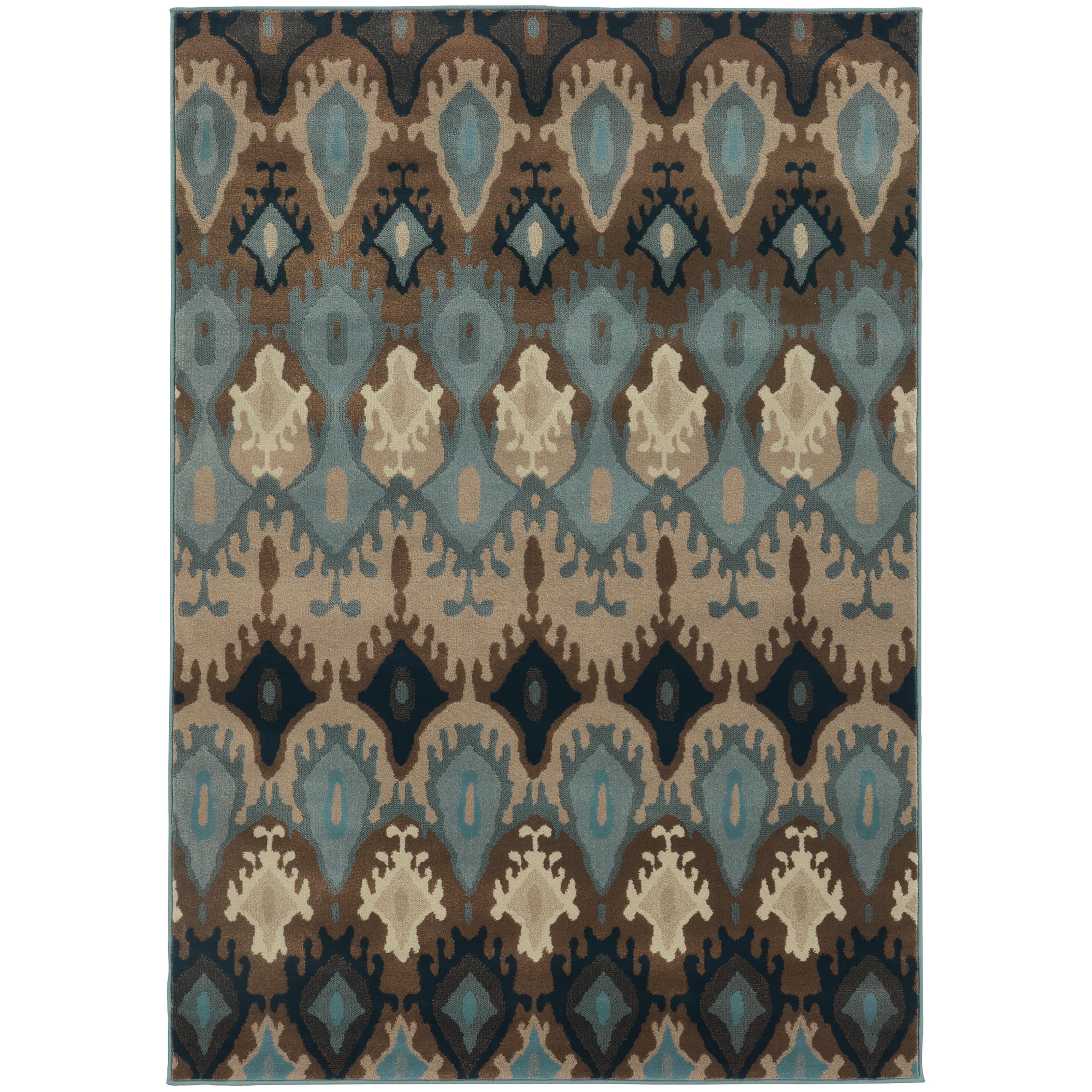 "Adrienne 5' 3"" X  7' 6"" Rug by Oriental Weavers at Steger's Furniture"