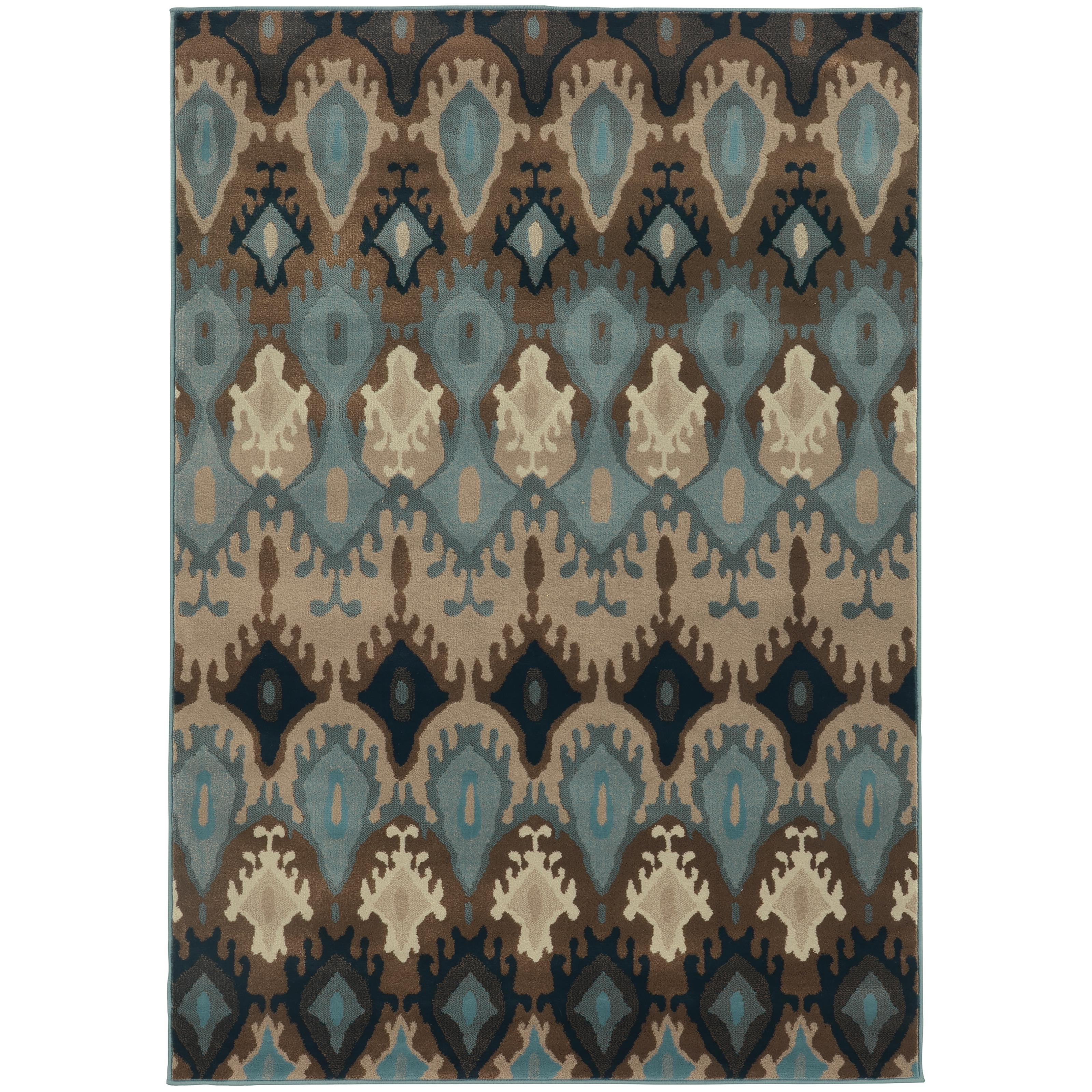 "Oriental Weavers Adrienne 9'10"" X 12' 9"" Rug - Item Number: A4633A300390ST"