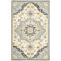 Oriental Weavers Alfresco 5' X  8' Rectangle Rug - Item Number: ALF284025X8