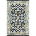 "Oriental Weavers Alfresco 3' 6"" X  5' 6"" Rectangle Rug - Item Number: ALF2840536X56"