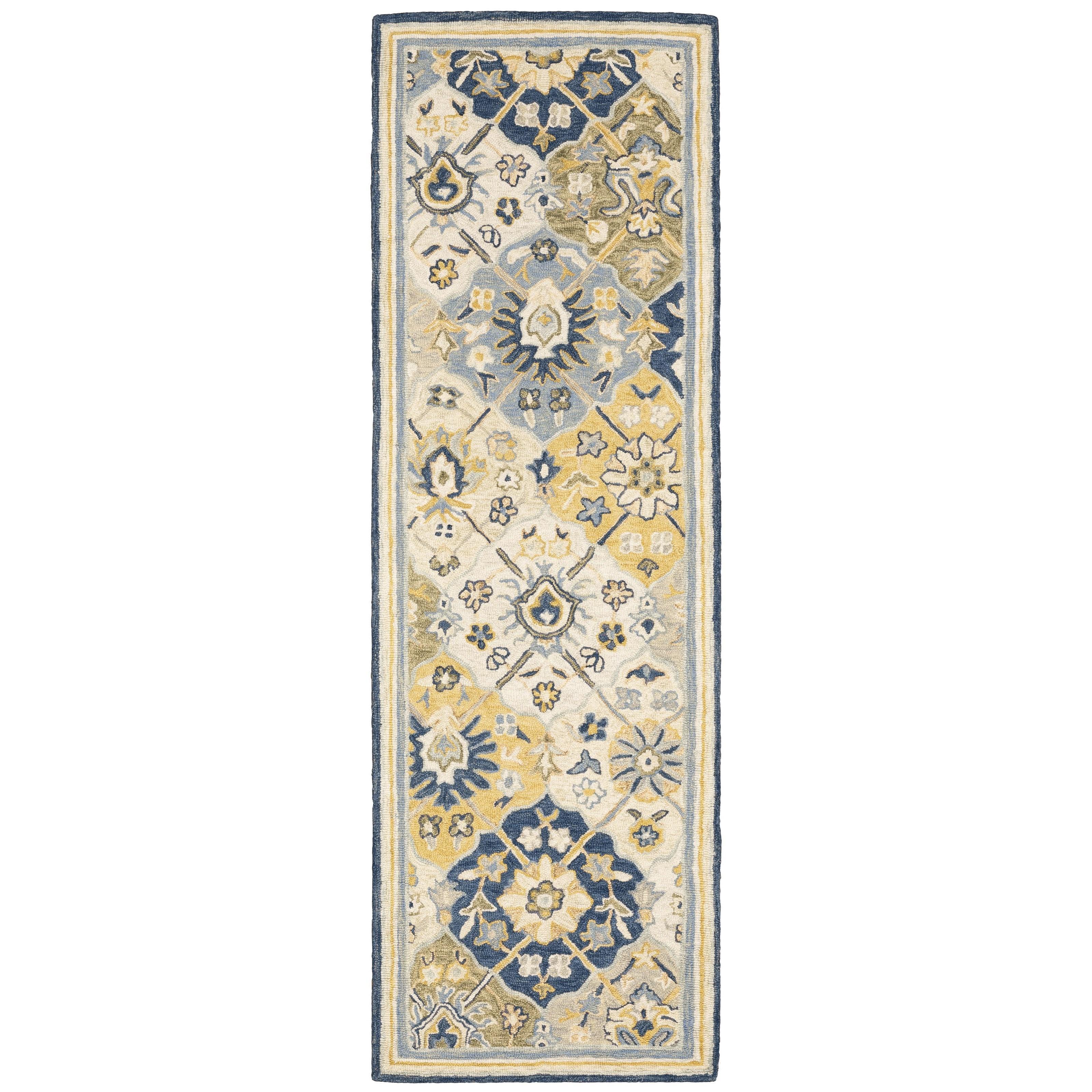"Alfresco 2' 6"" X  8' Runner Rug by Oriental Weavers at Steger's Furniture"