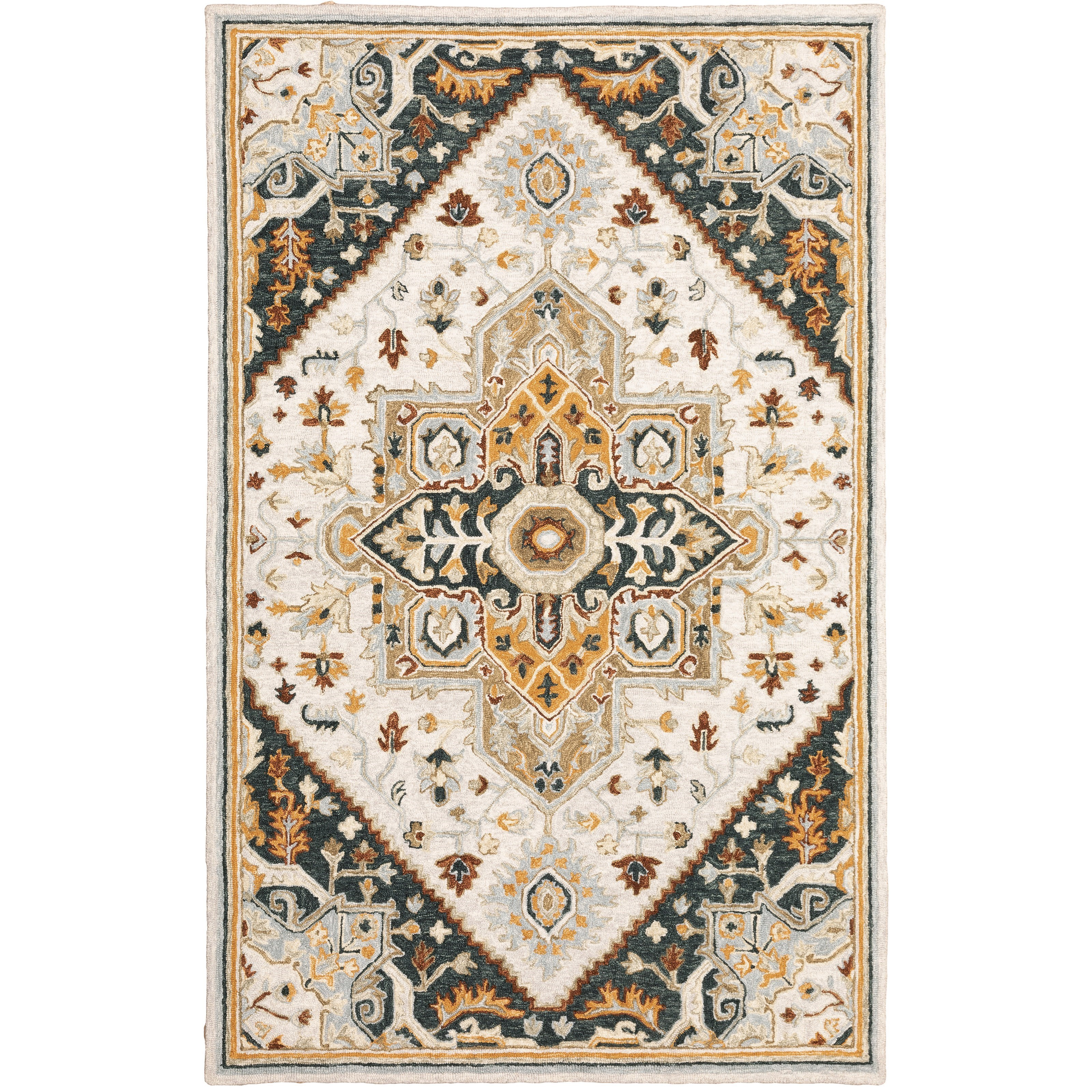 Alfresco 10' X 13' Rectangle Rug by Oriental Weavers at Steger's Furniture
