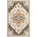 "Oriental Weavers Alfresco 3' 6"" X  5' 6"" Rectangle Rug - Item Number: ALF2840736X56"