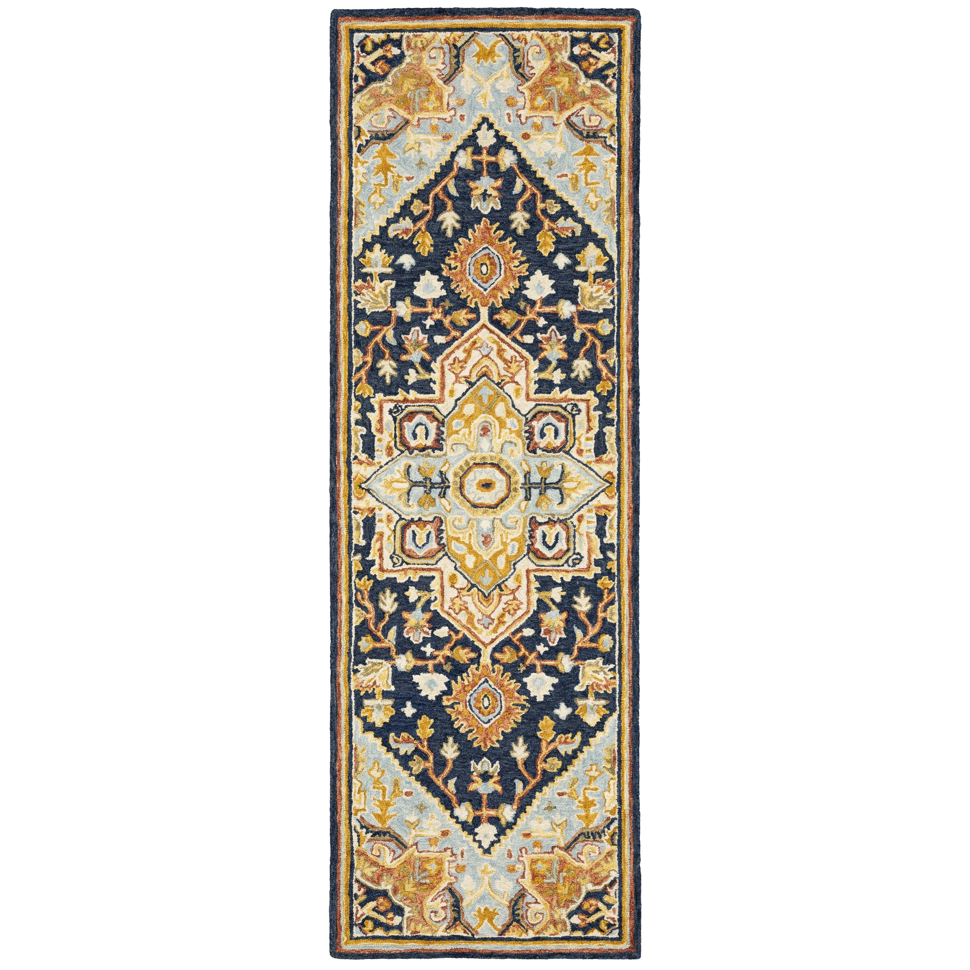 "Alfresco 2' 6"" X  8' Runner Rug by Oriental Weavers at Steger's Furniture"