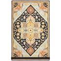 Oriental Weavers Alfresco 5' X  8' Rectangle Rug - Item Number: ALF284085X8