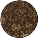 "Oriental Weavers Allure 7' 8"" Rug - Item Number: A054C1235RDST"