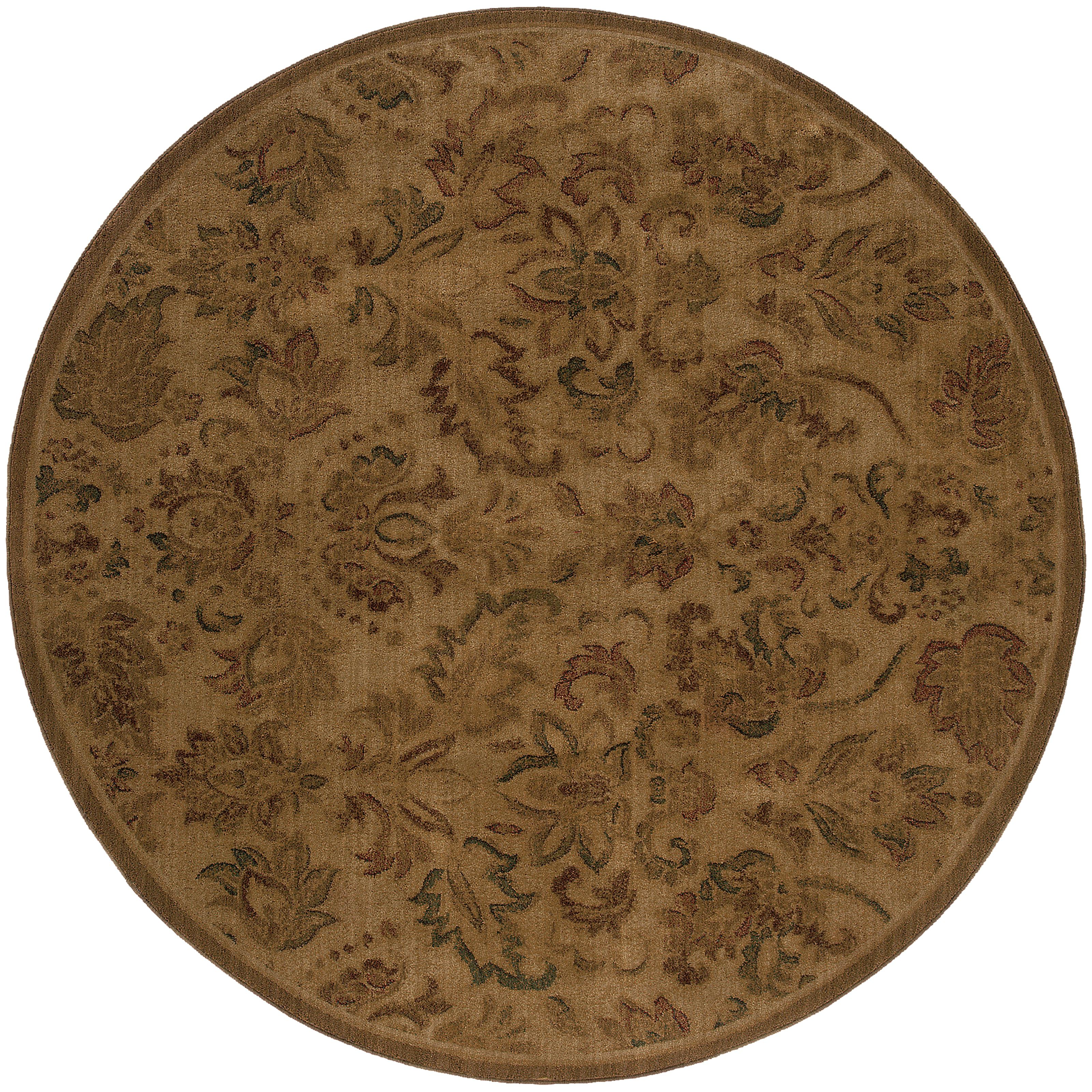 "Oriental Weavers Allure 7' 8"" Rug - Item Number: A057B1235RDST"