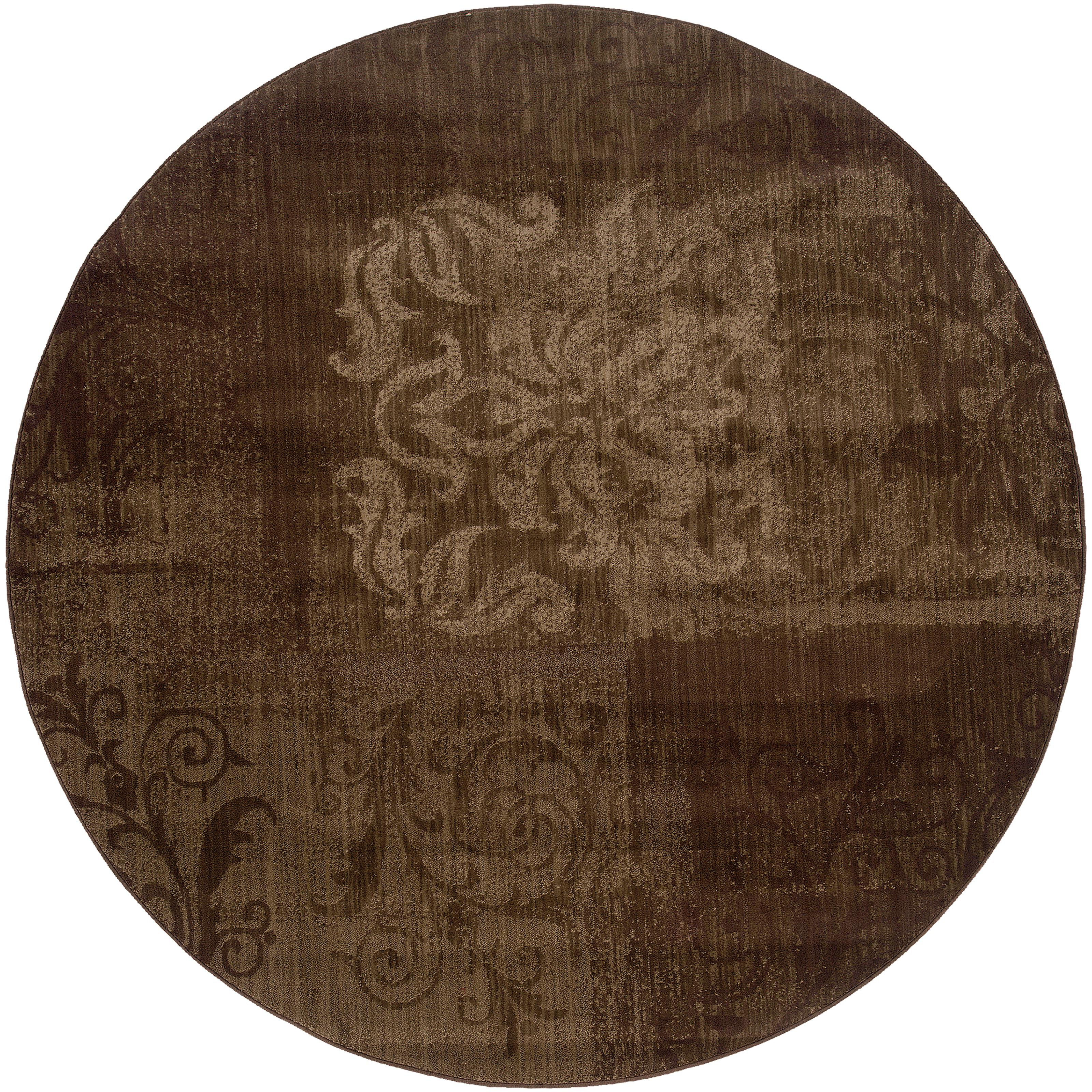 "Oriental Weavers Allure 7' 8"" Rug - Item Number: A060B1235RDST"