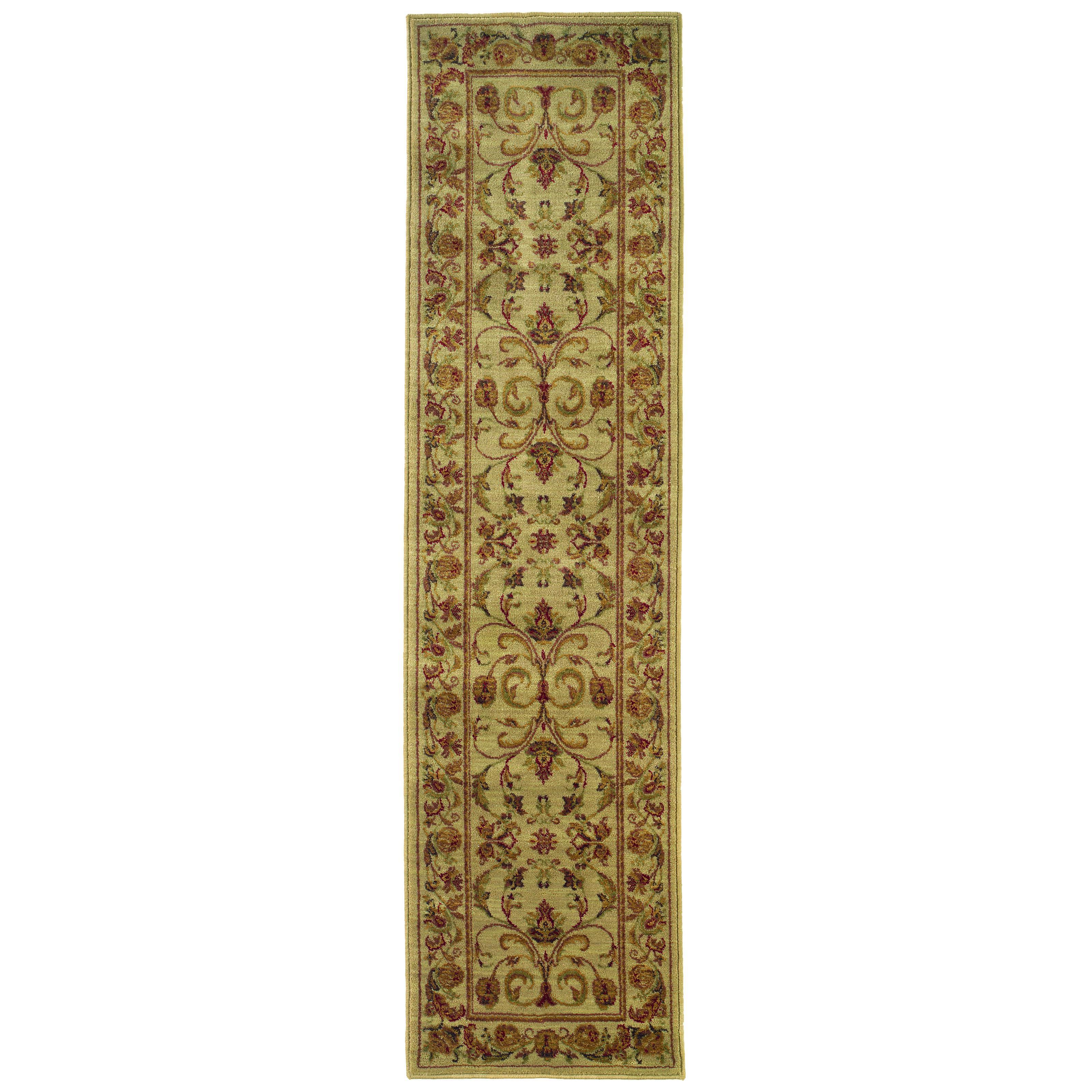 """Oriental Weavers Allure 1'11"""" X  3' 3"""" Rug - Item Number: AL02A12"""