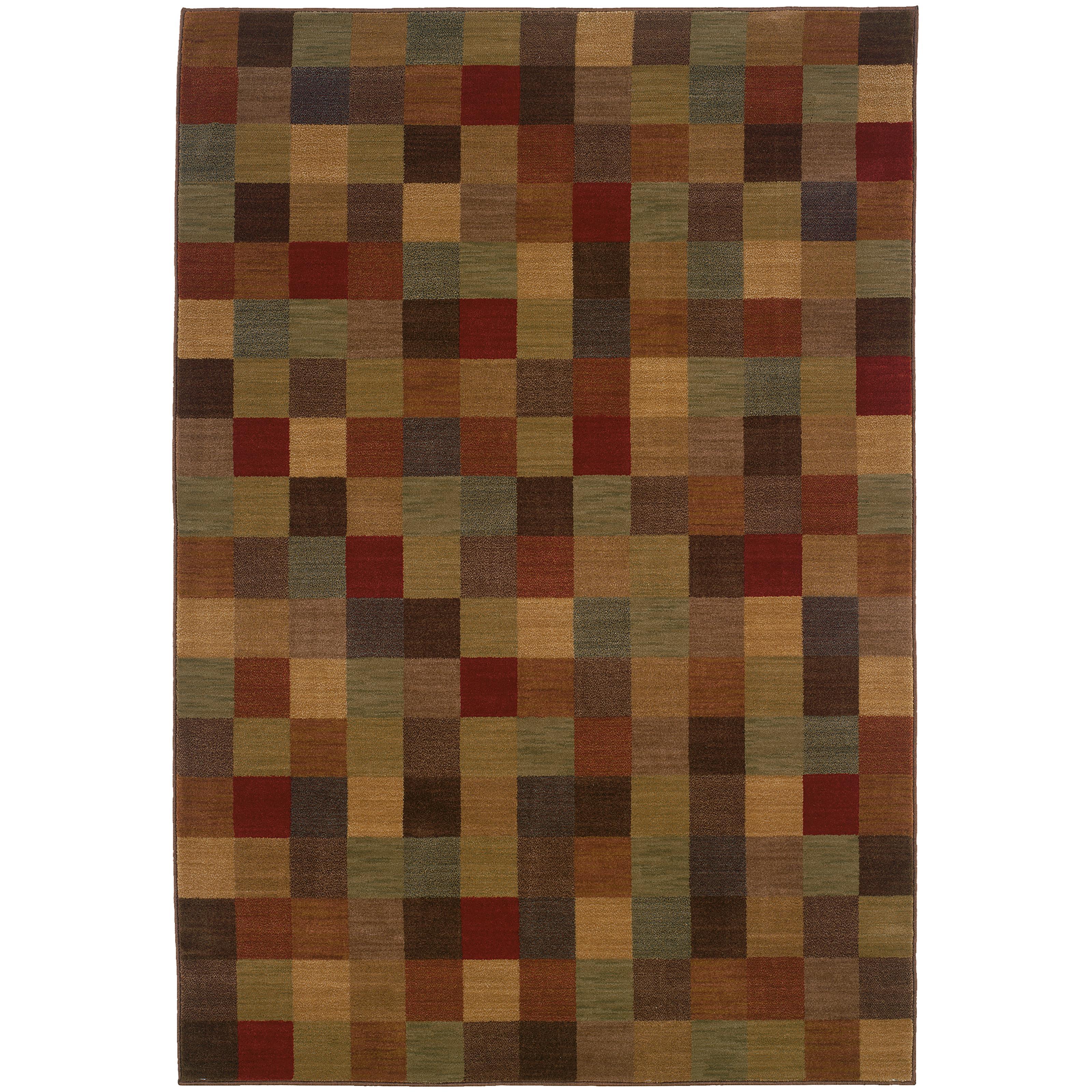 """Oriental Weavers Allure 6' 7"""" X  9' 6"""" Rug - Item Number: AL03A1)"""