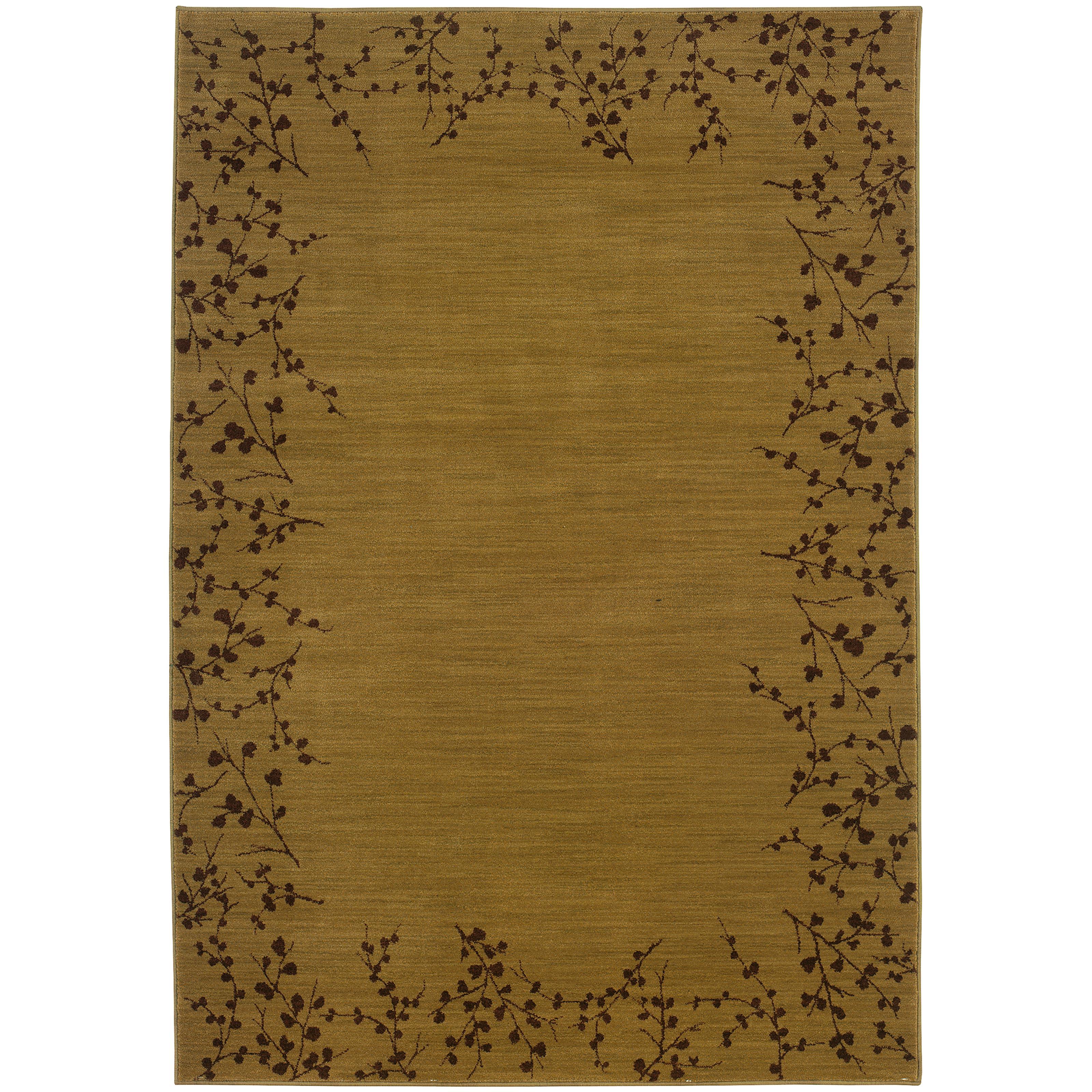 """Oriental Weavers Allure 3'10"""" X  5' 5"""" Rug - Item Number: AL04B14"""
