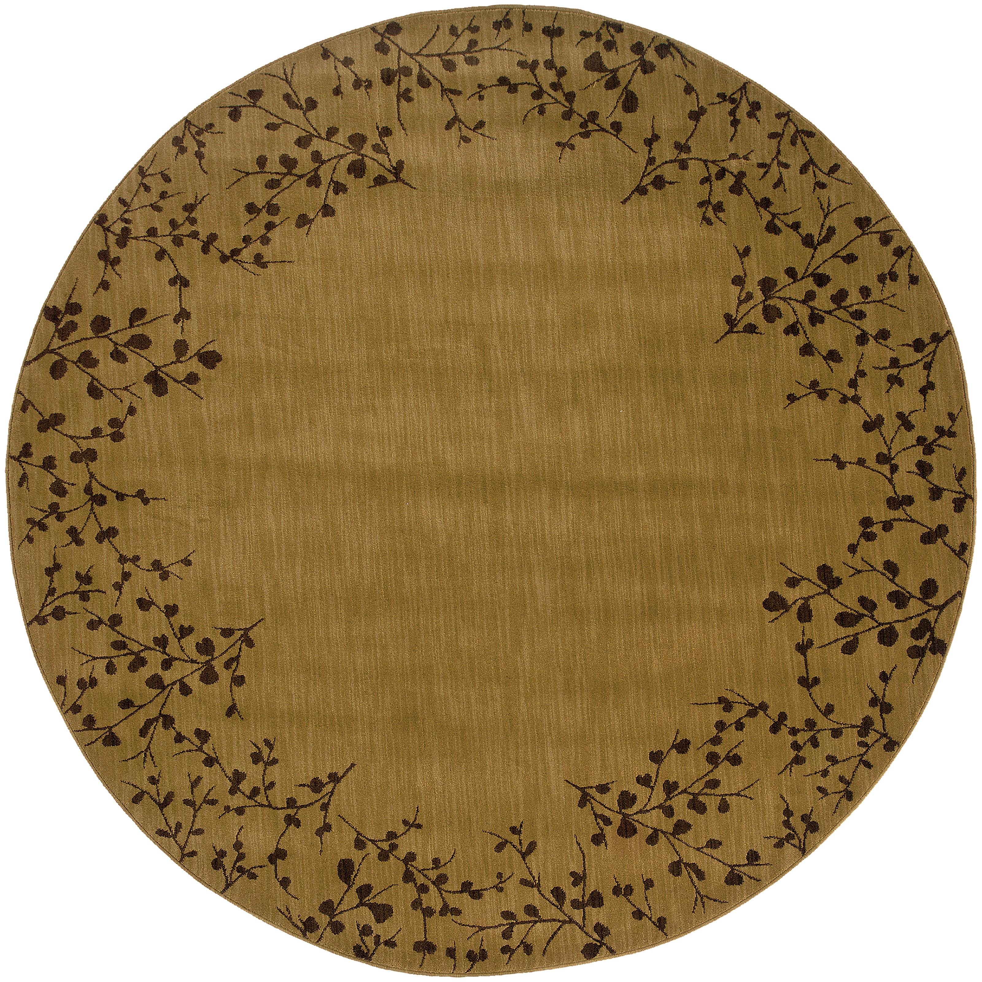 "Oriental Weavers Allure 7' 8"" Rug - Item Number: AL04B1R"