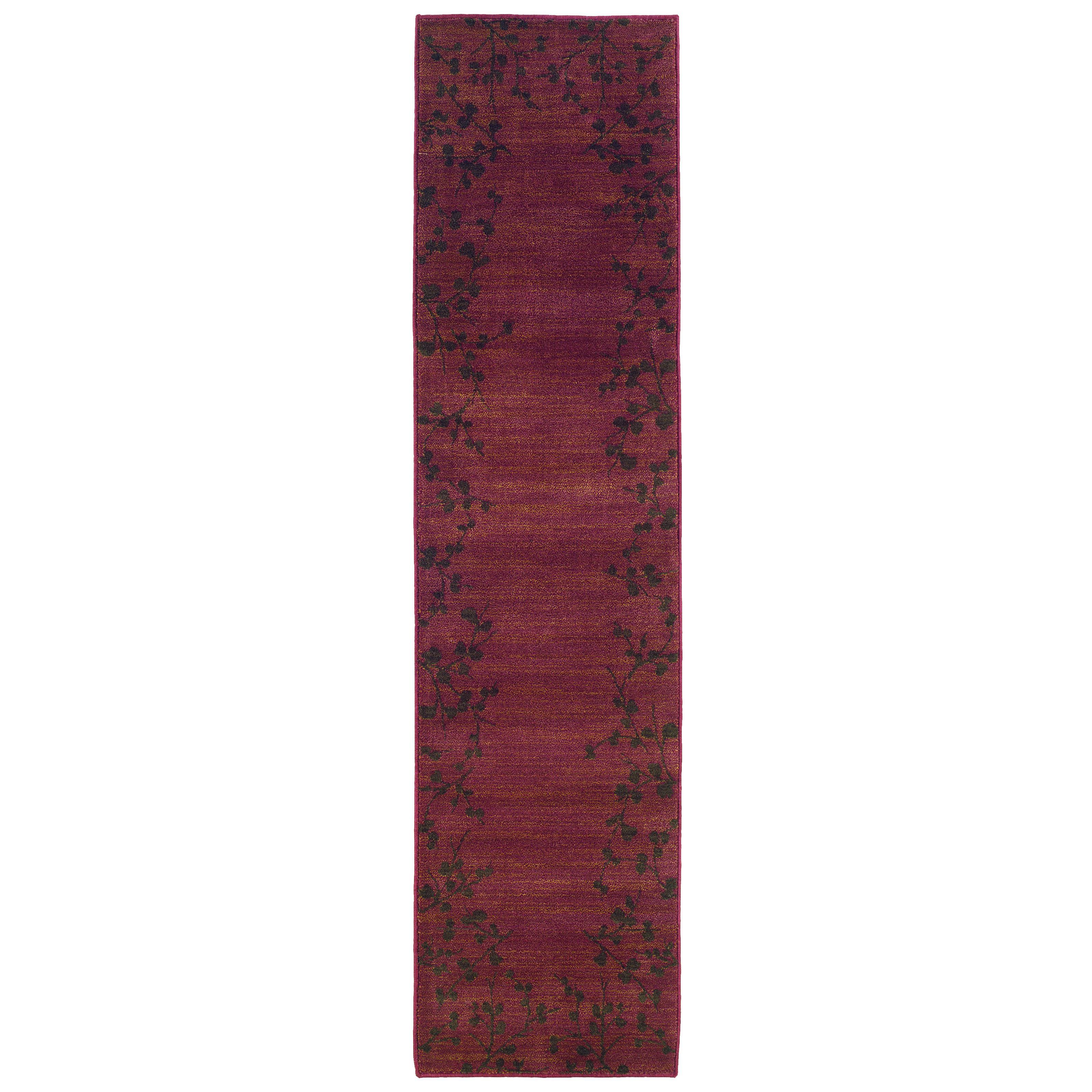 """Oriental Weavers Allure 1'11"""" X  7' 6"""" Rug - Item Number: AL04C13"""
