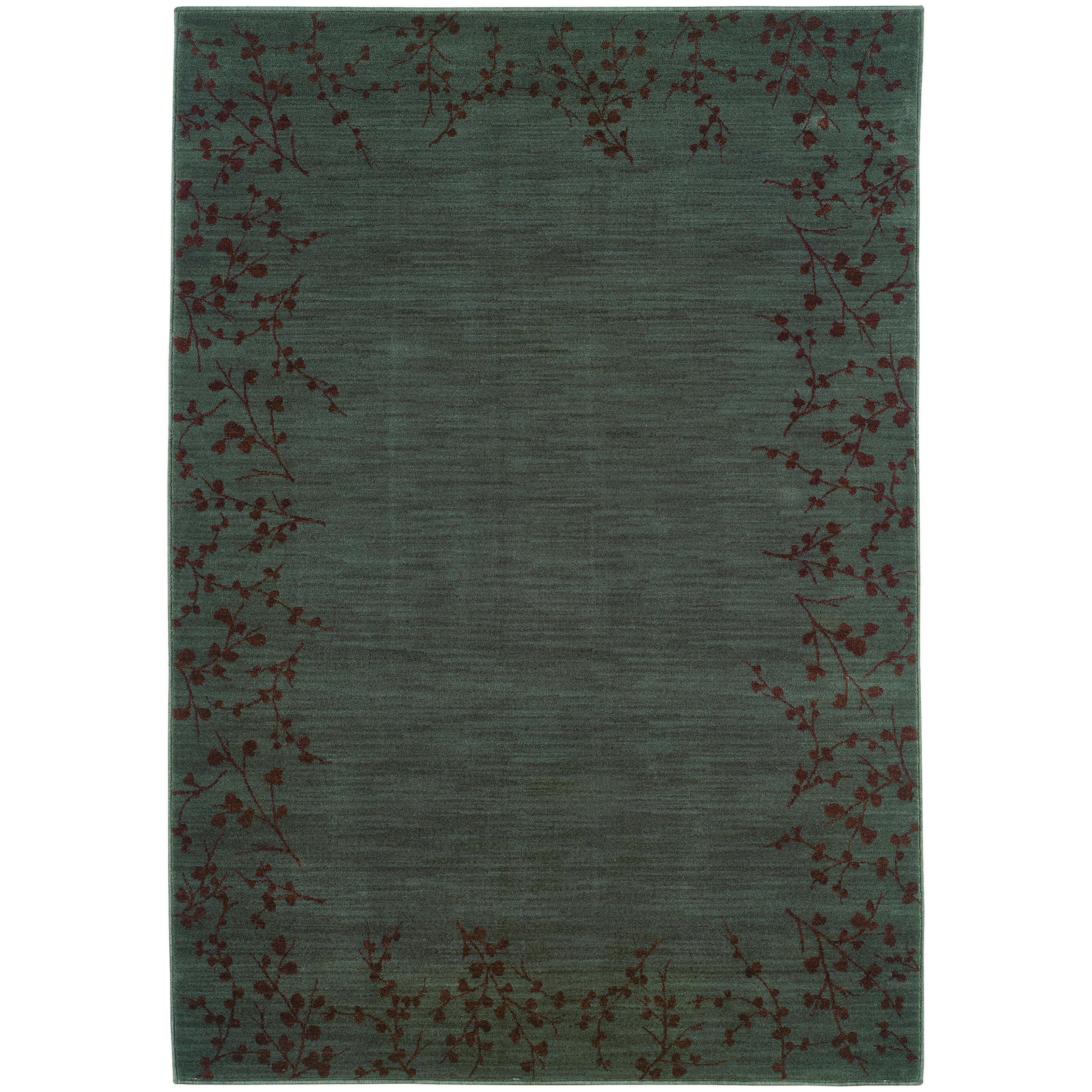 """Oriental Weavers Allure 3'10"""" X  5' 5"""" Rug - Item Number: AL04D14"""