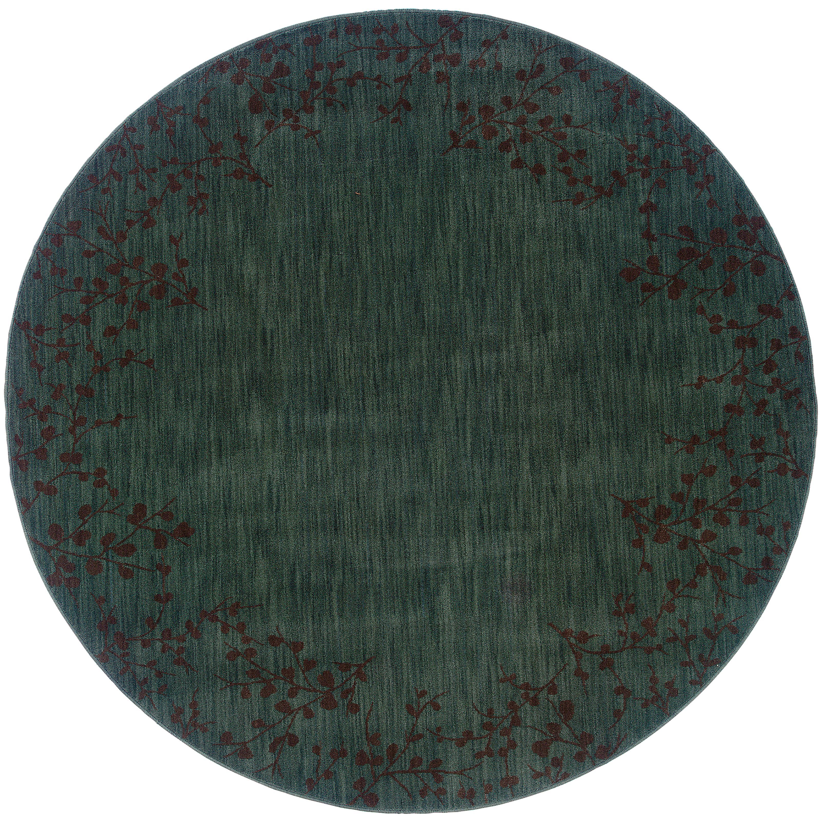 """Oriental Weavers Allure 7' 8"""" Rug - Item Number: AL04D1R"""