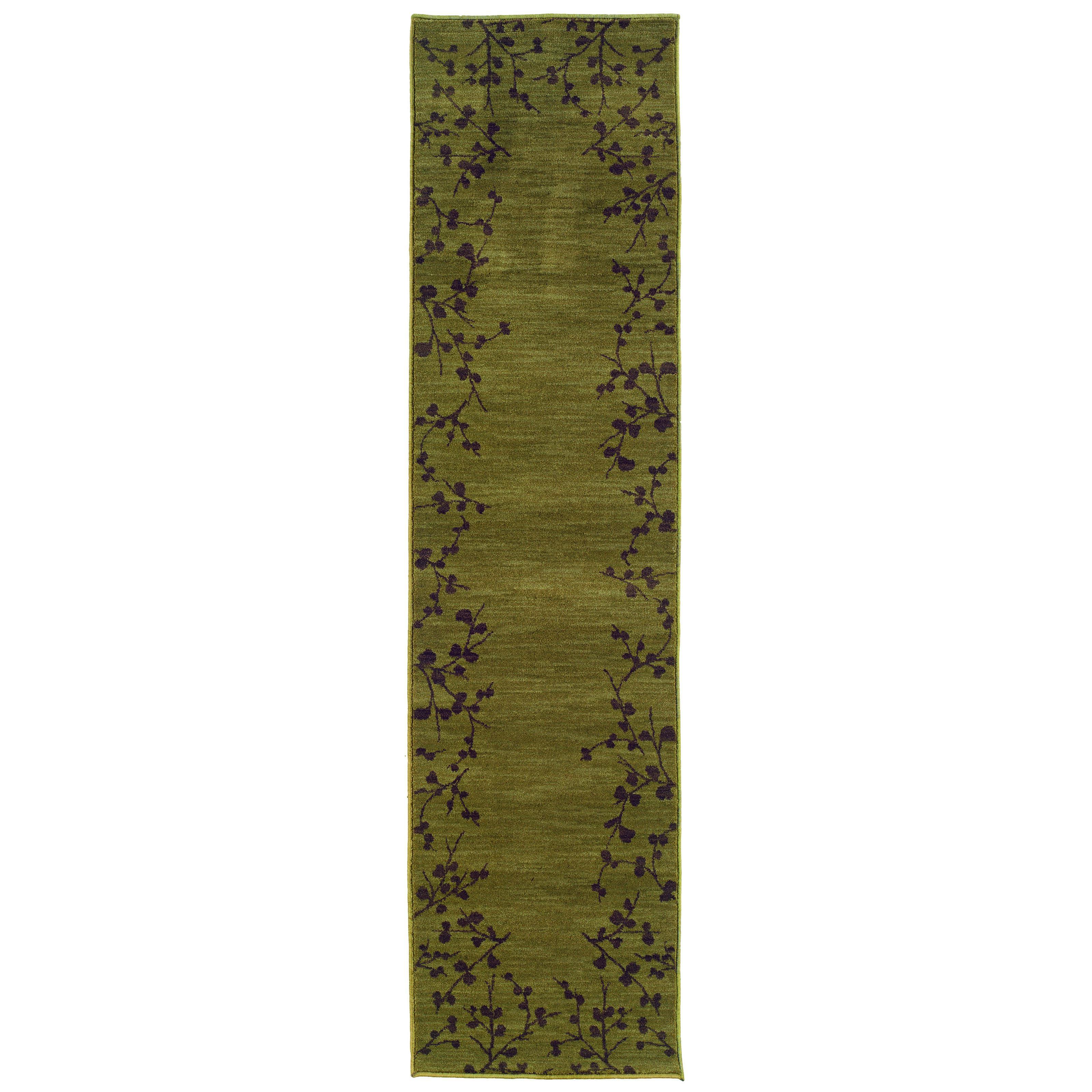 "Oriental Weavers Allure 1'11"" X  7' 6"" Rug - Item Number: AL04E13"