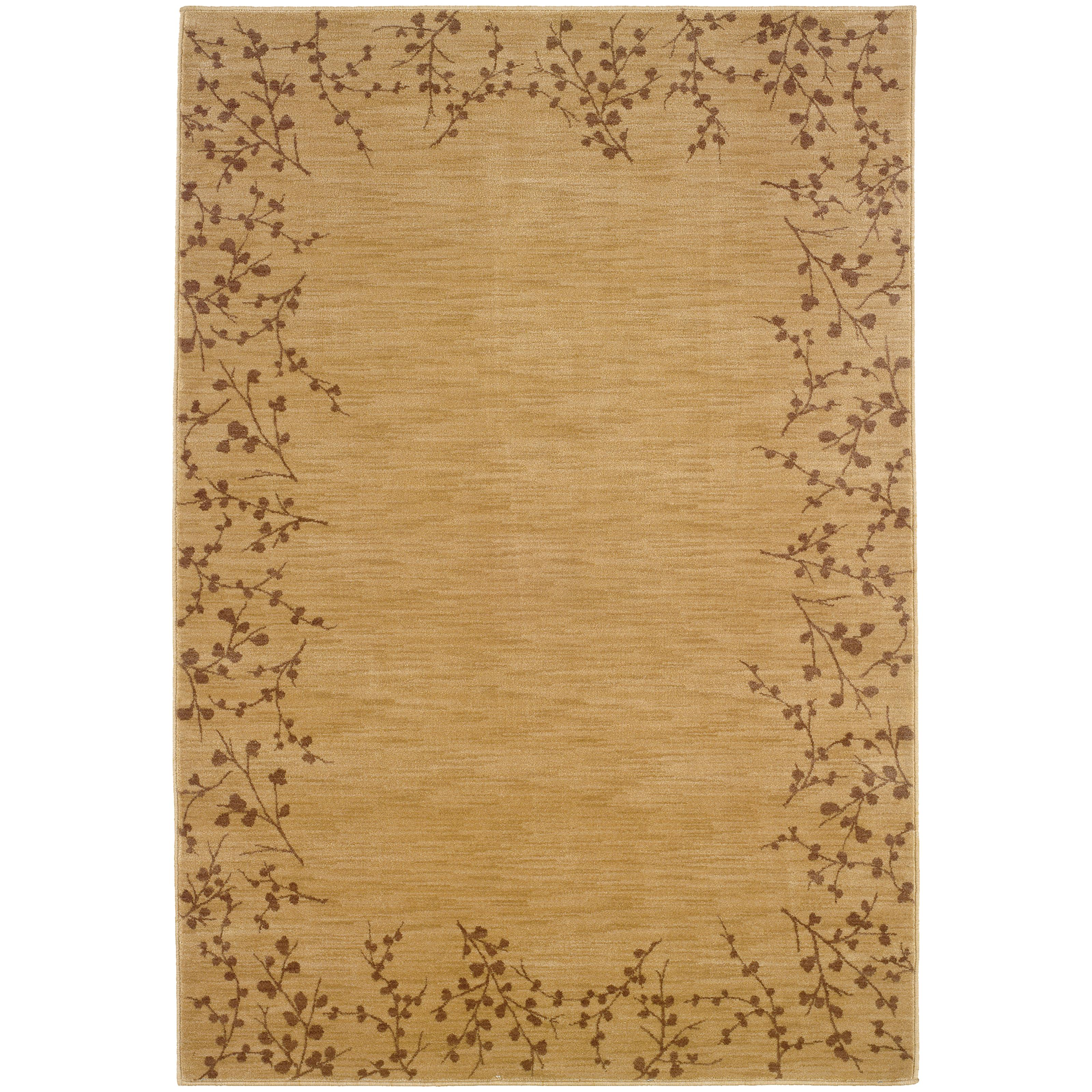 "Oriental Weavers Allure 3'10"" X  5' 5"" Rug - Item Number: AL04F14"