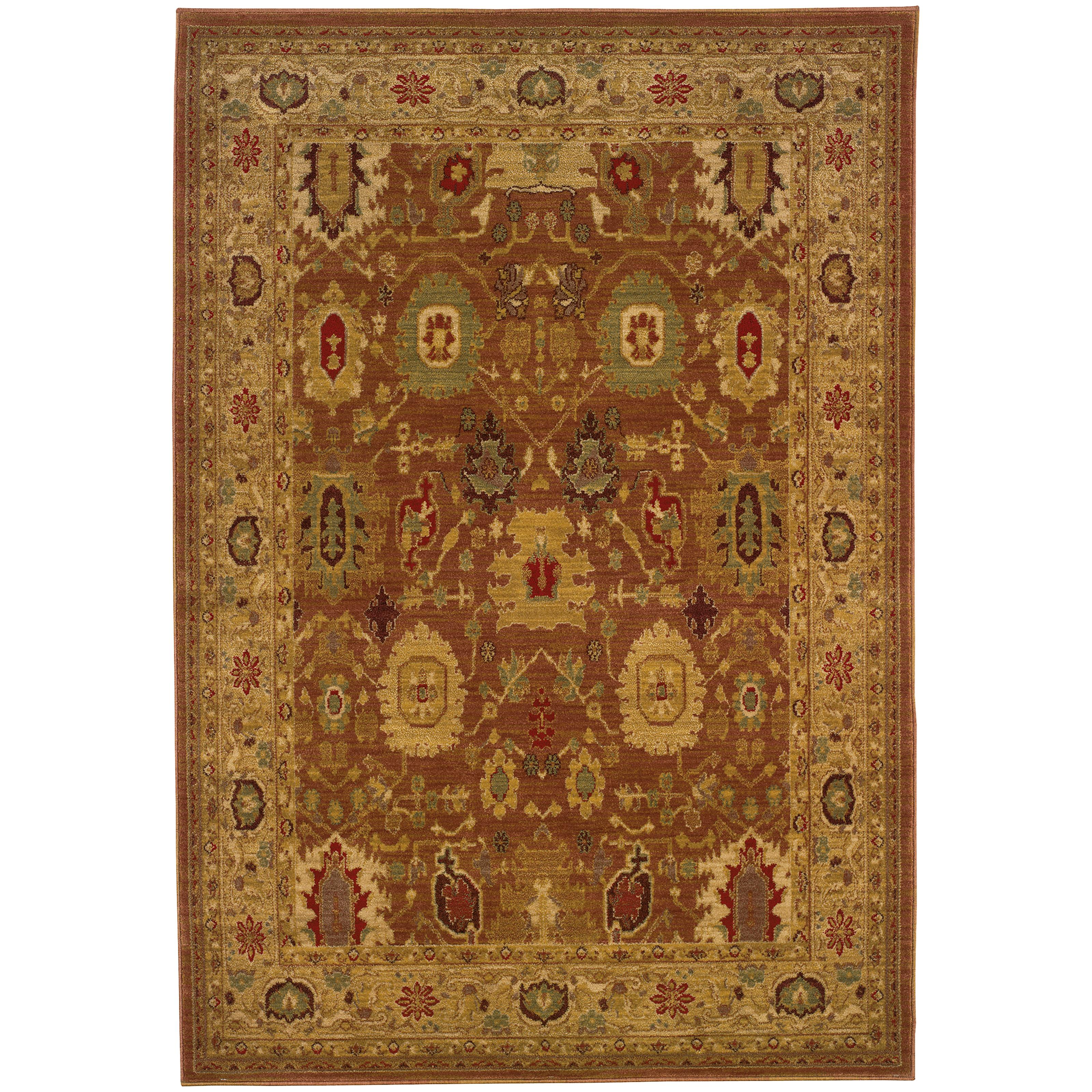 "Oriental Weavers Allure 6' 7"" X  9' 6"" Rug - Item Number: AL06F1)"