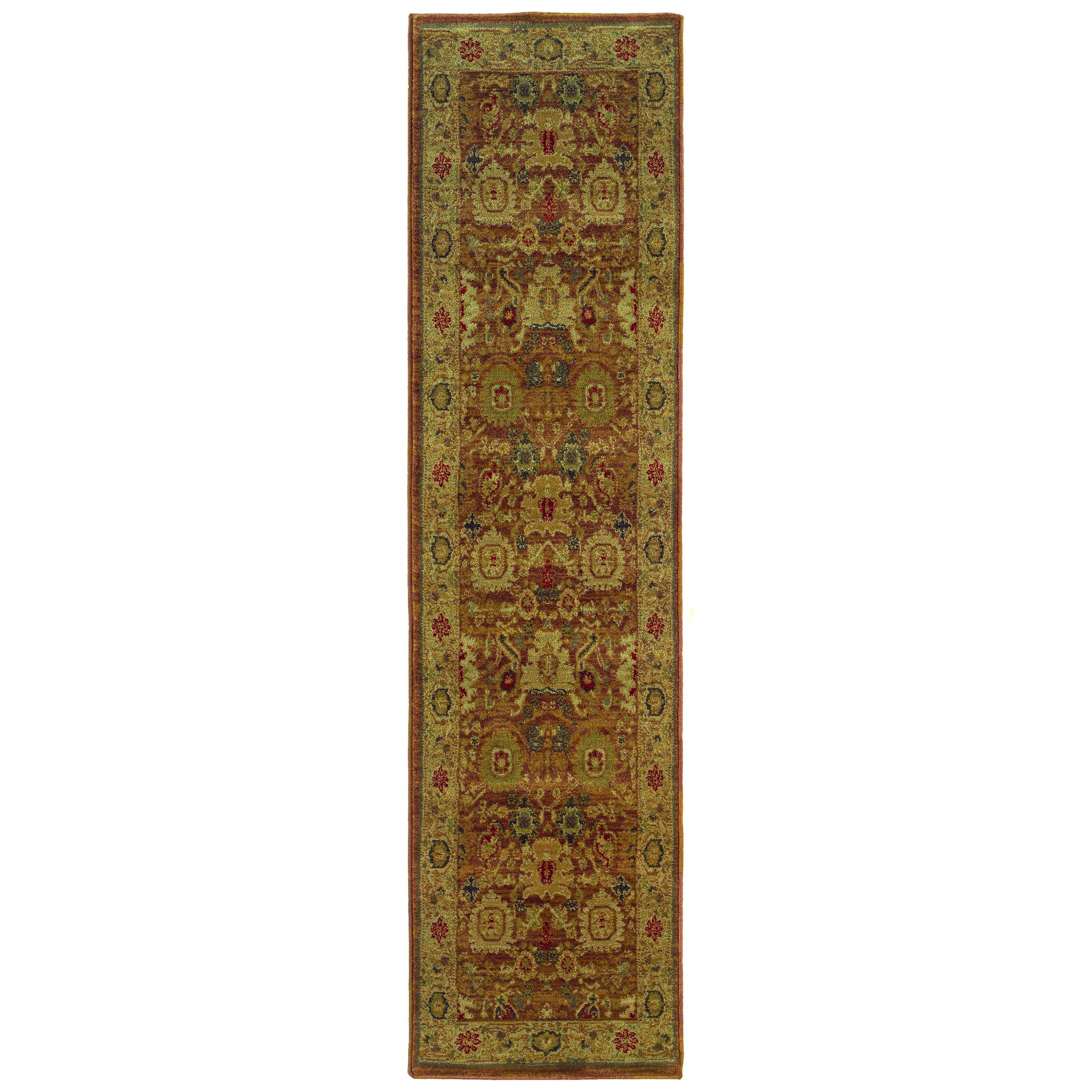 """Oriental Weavers Allure 1'11"""" X  3' 3"""" Rug - Item Number: AL06F12"""