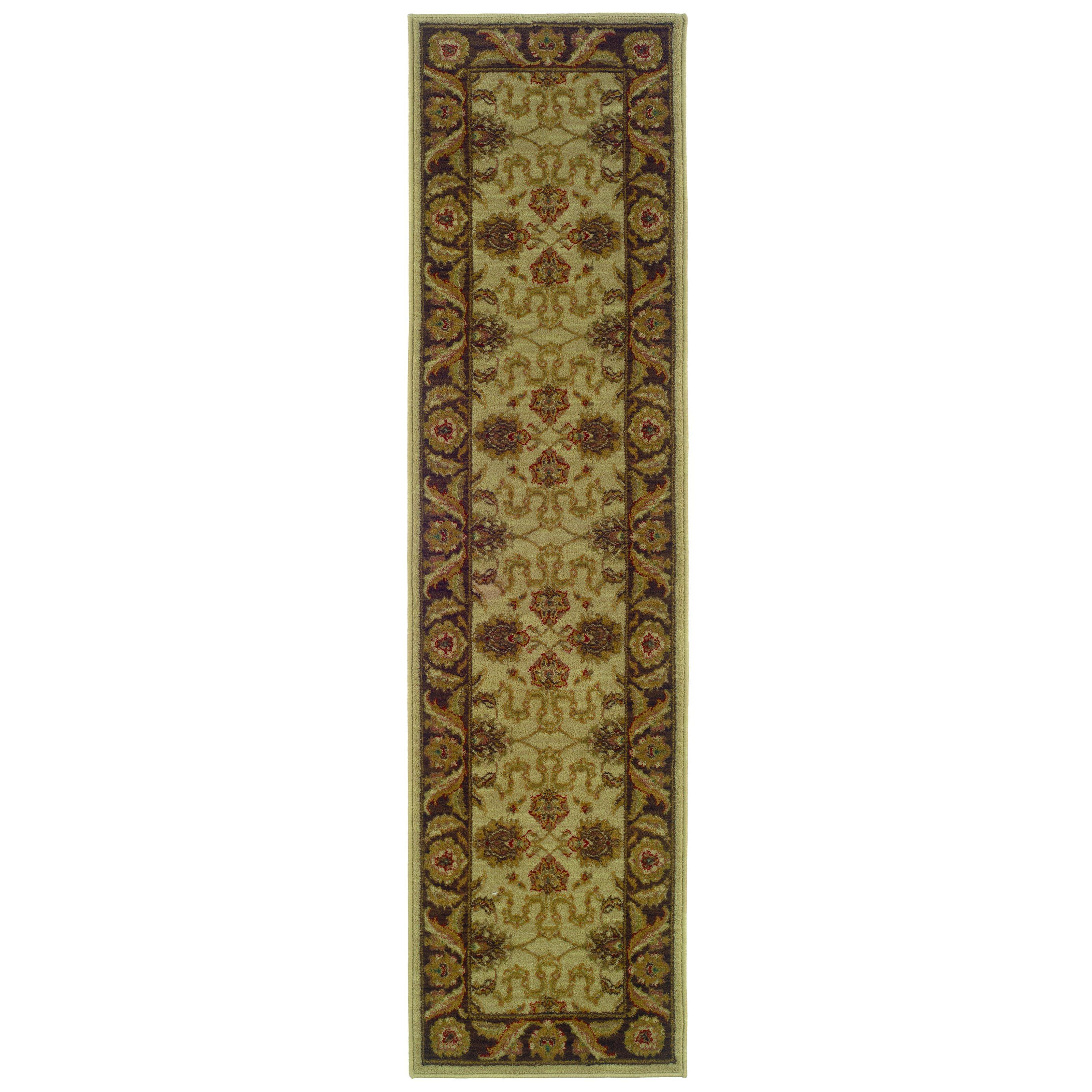 """Oriental Weavers Allure 1'11"""" X  7' 6"""" Rug - Item Number: AL08F13"""