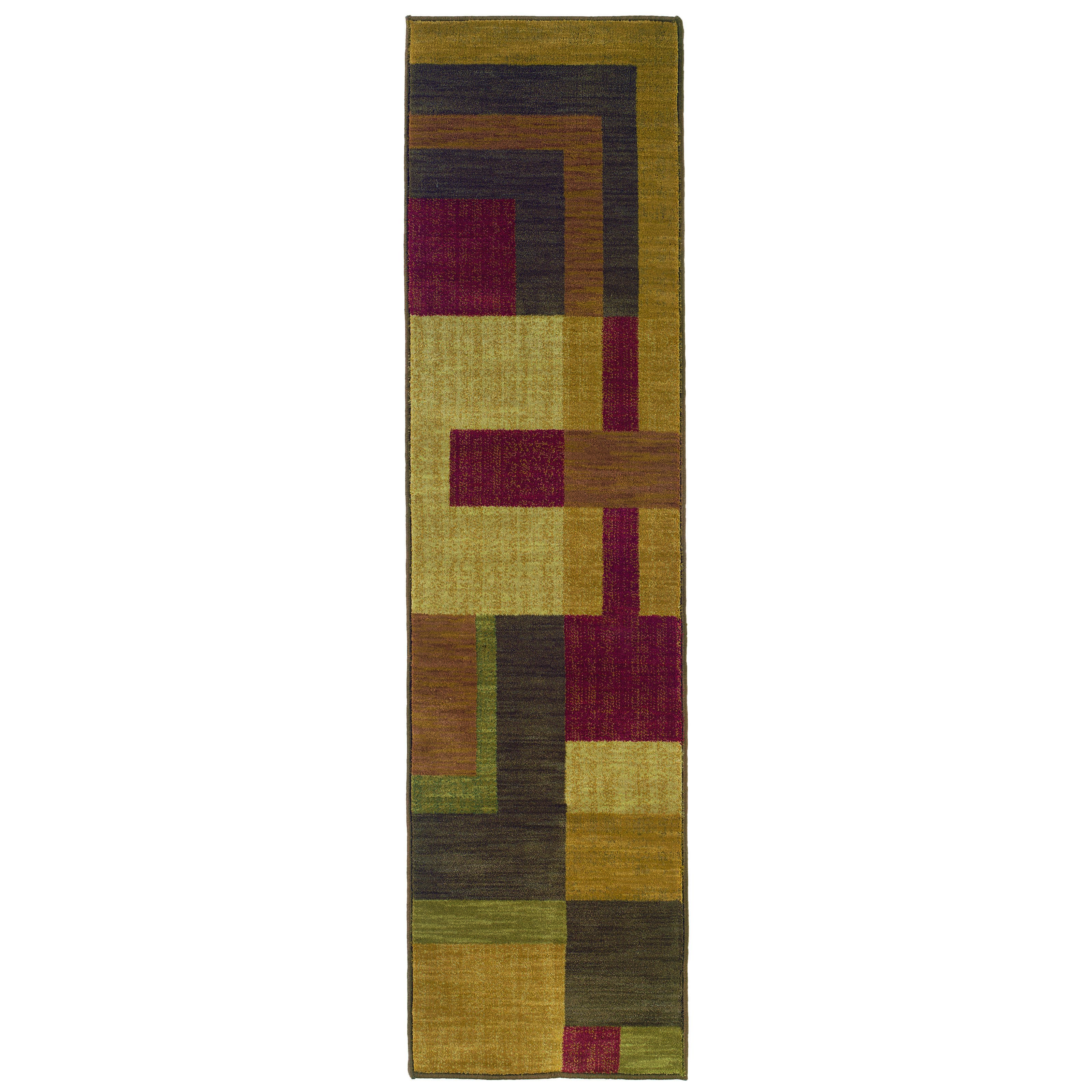 "Oriental Weavers Allure 1'11"" X  3' 3"" Rug - Item Number: AL09A12"
