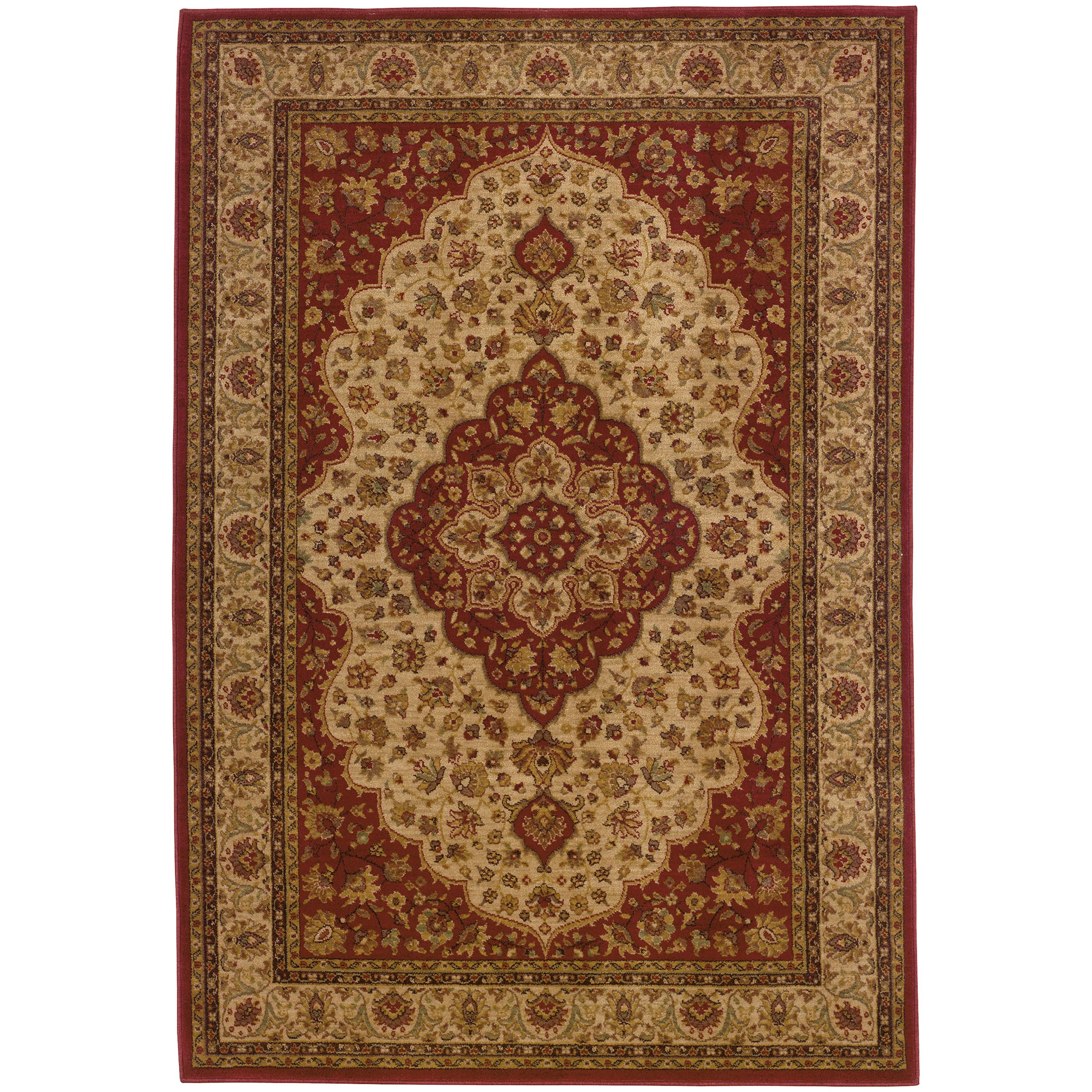 """Oriental Weavers Allure 6' 7"""" X  9' 6"""" Rug - Item Number: AL11D1)"""