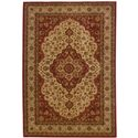 "Oriental Weavers Allure 5' 3"" X  7' 6"" Rug - Item Number: AL11D15"