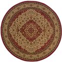 "Oriental Weavers Allure 7' 8"" Rug - Item Number: AL11D1R"